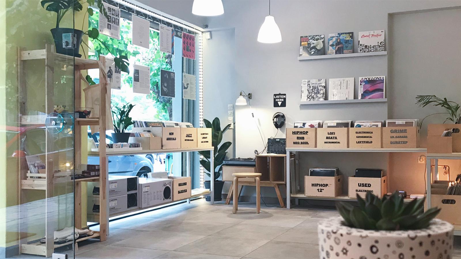 LoFi Concept store