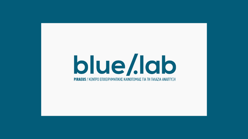 blue lab logo